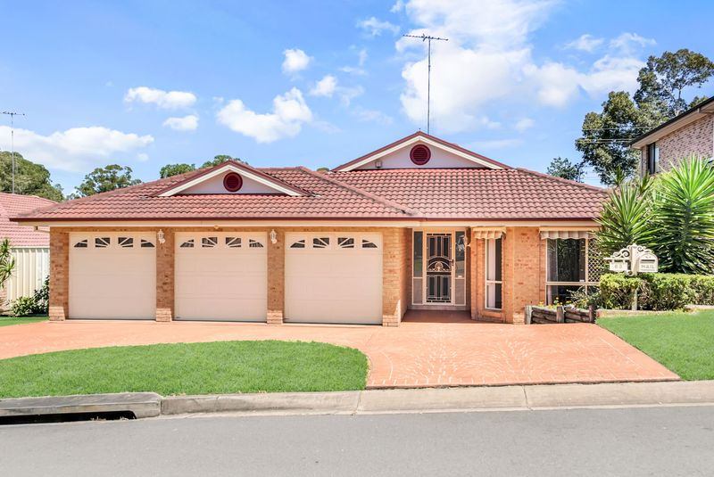 63 Stilt Avenue, Cranebrook NSW 2749-1