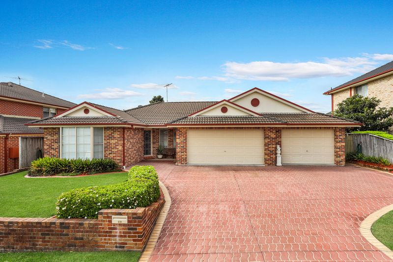 69 James Mileham Drive, KELLYVILLE NSW 2155-1