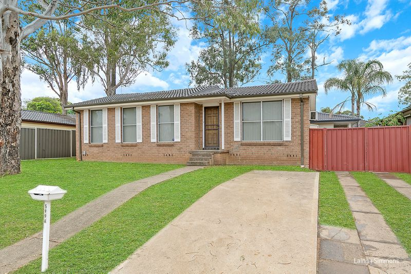 599 Luxford Road, Bidwill NSW 2770-1