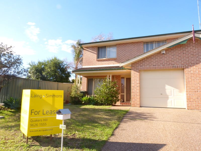 30b Manorhouse Blvd, Quakers Hill NSW 2763-1